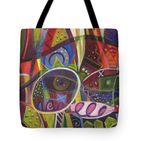 The Joy Of Design X Tote Bag