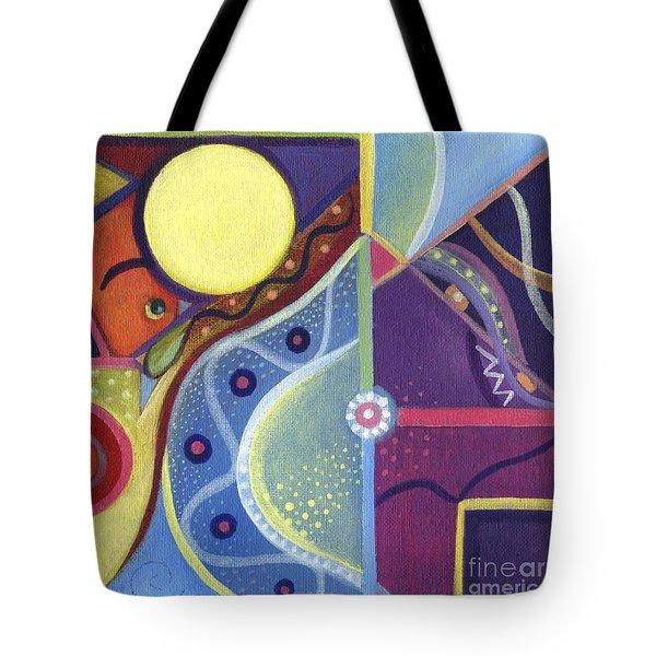 The Joy Of Design Xl Tote Bag