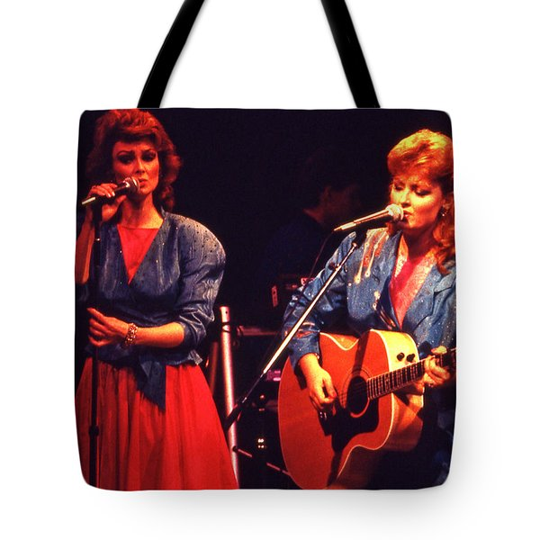 The Judds Tote Bag by Mike Martin