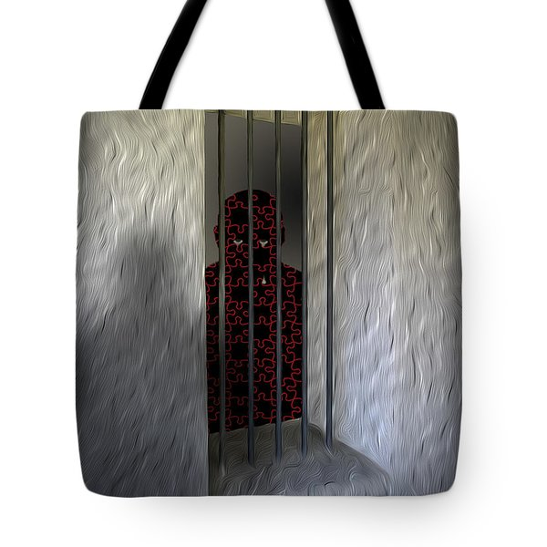 The Judged Tote Bag