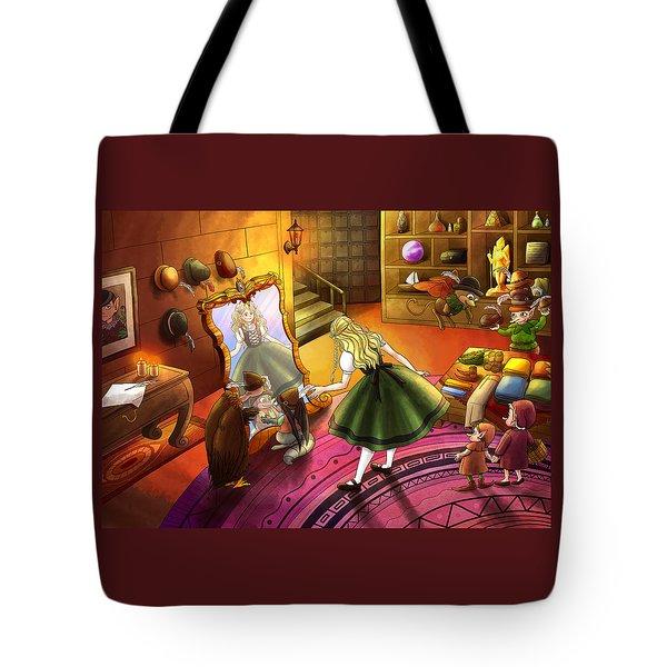 The Kakuna Haberdashery Tote Bag