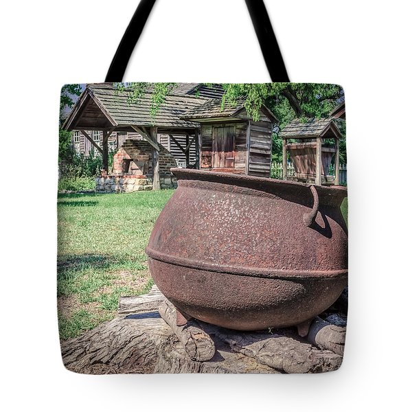 The Kettle Tote Bag