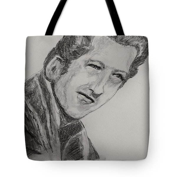 The Killer-2 Tote Bag by Barry Jones