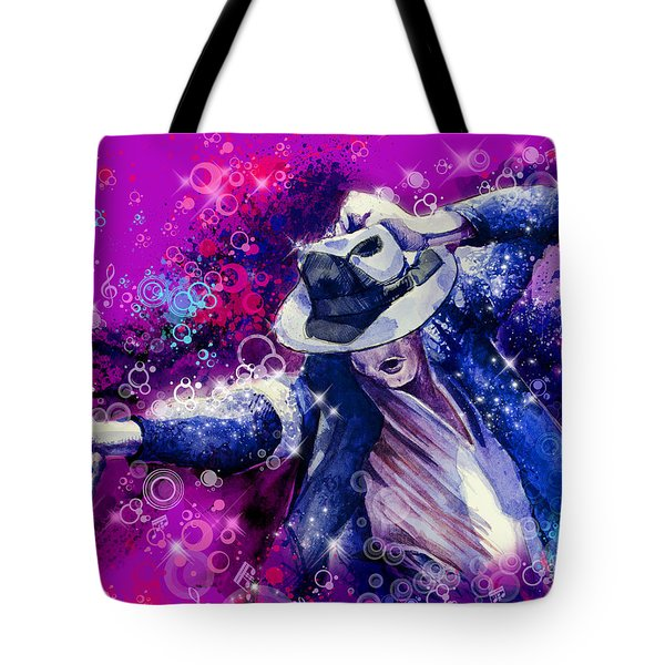 The King 2 Tote Bag by Bekim Art