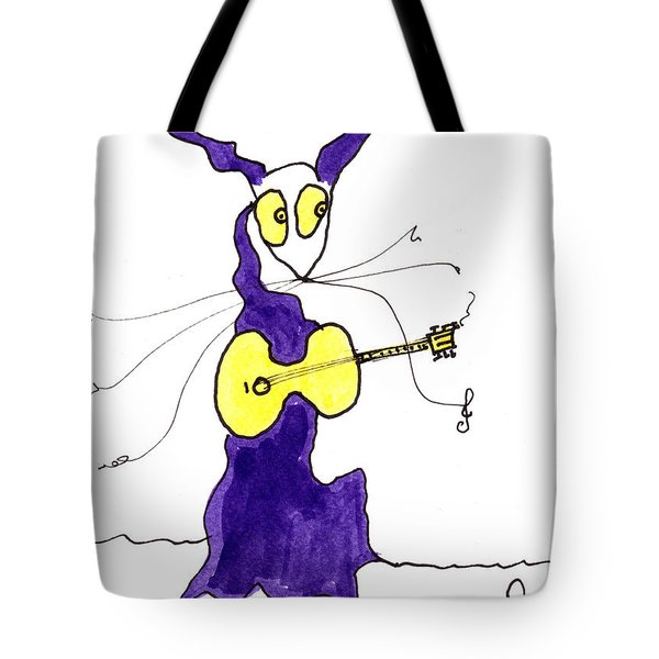 The King Of Rock 'n Roll Tote Bag by Tis Art