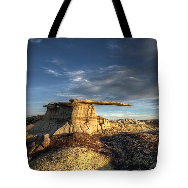 The King Of Wings Tote Bag by Bob Christopher