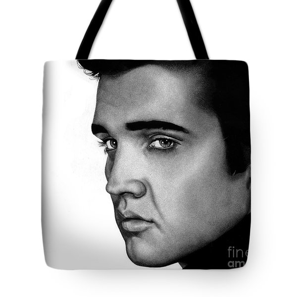 The King Tote Bag by Sheryl Unwin