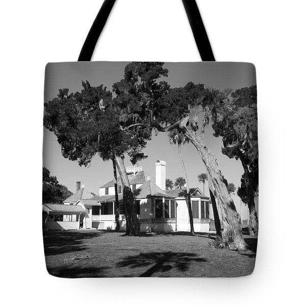 The Kingsley Plantation Tote Bag by Lynn Palmer