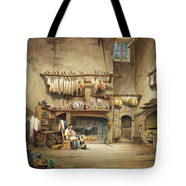 The Kitchen Tote Bag