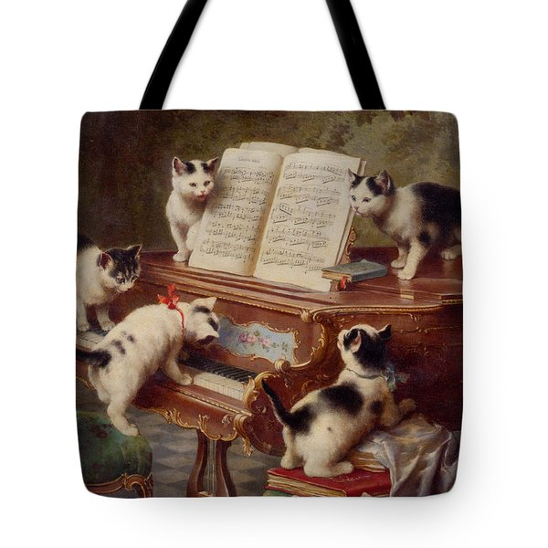 The Kittens Recital Tote Bag