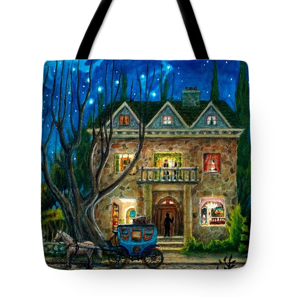The Knocker Tote Bag