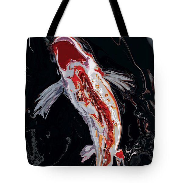 The Koi Tote Bag