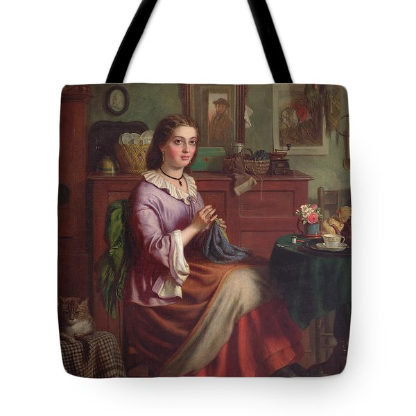 The Labourers Welcome Tote Bag
