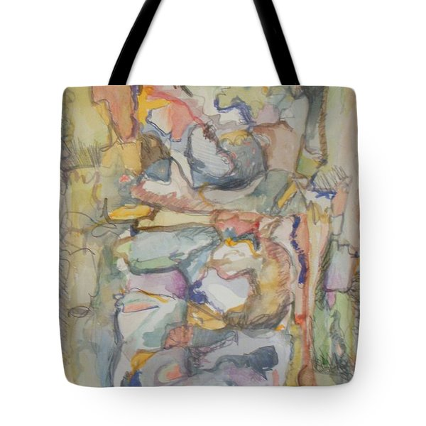 The Labyrinth Tote Bag by Esther Newman-Cohen
