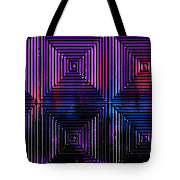 The Labyrinth Tote Bag by Roz Abellera Art