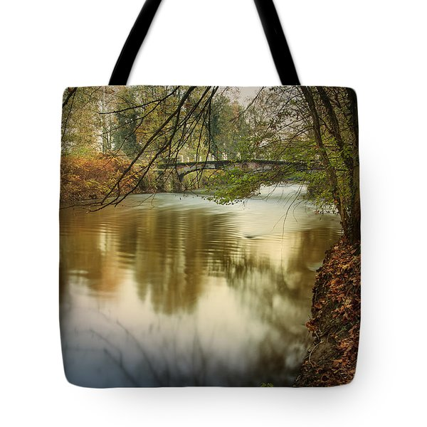 The Lambro River Tote Bag