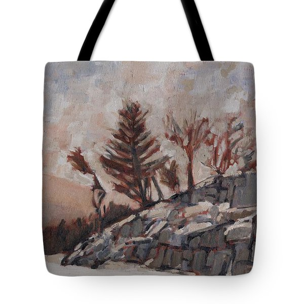The Land Between I Tote Bag
