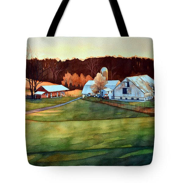 The Last Beaujolais Tote Bag