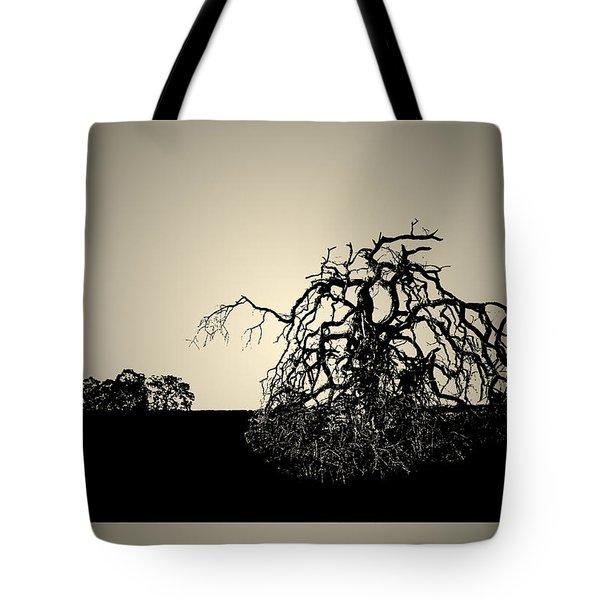 The Last Breath Tote Bag