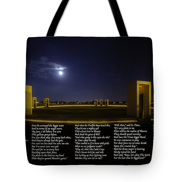 The Last Corps Trip Tote Bag
