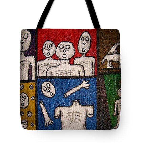 The Last Hollow Men Tote Bag