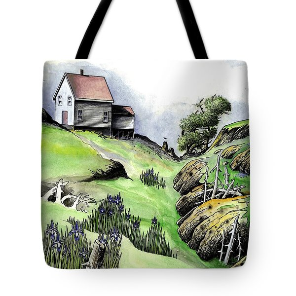The Last Lifesaving Station Tote Bag