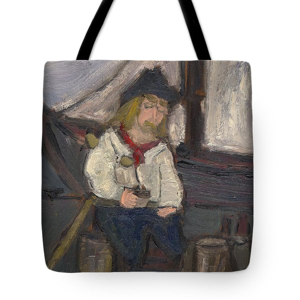 The Last Of Barrett's Privateers Tote Bag