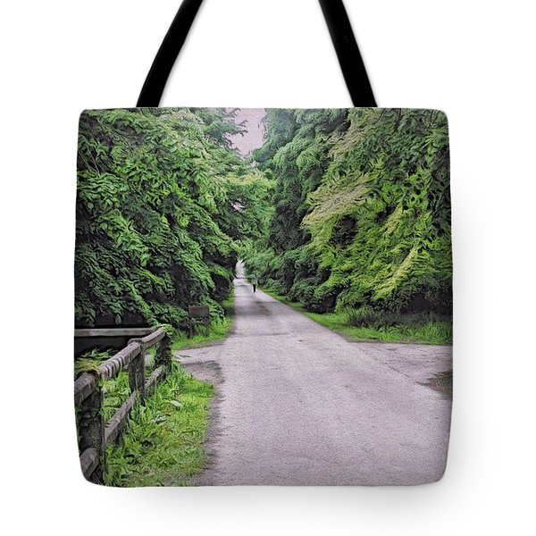 The Last Path Tote Bag