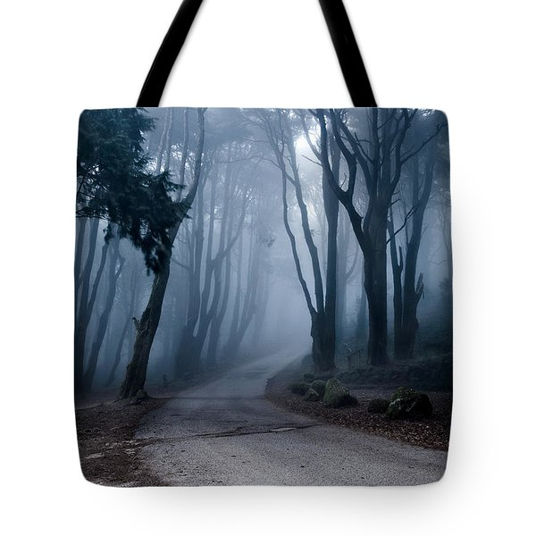 The Last Road Tote Bag