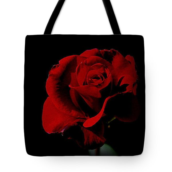 The Last Rose Of  Summer... Tote Bag by Marija Djedovic