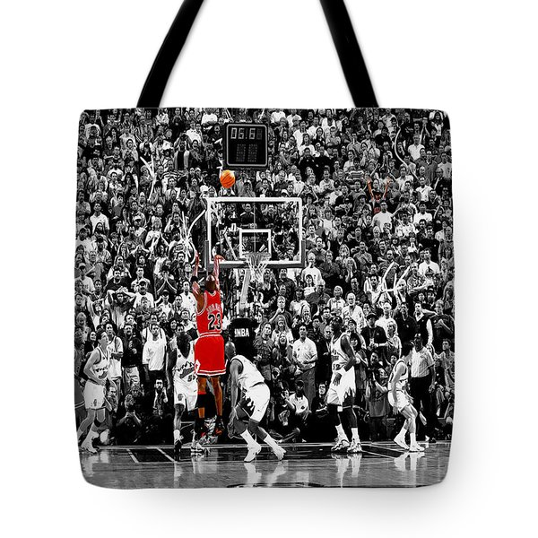 The Last Shot 1 Tote Bag