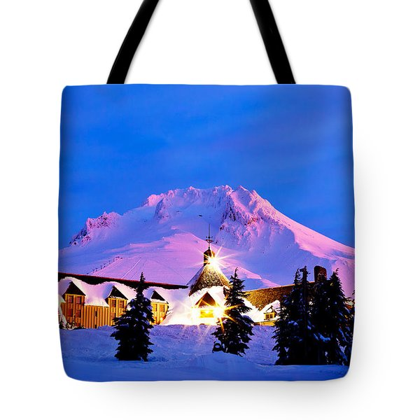 The Last Sunrise Tote Bag by Darren  White