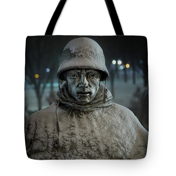 The Lead Scout Tote Bag