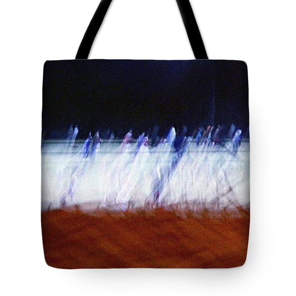 The Leapers Tote Bag by Kume Bryant