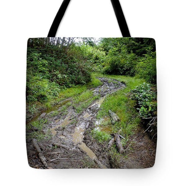The Ledge Point Trail Tote Bag