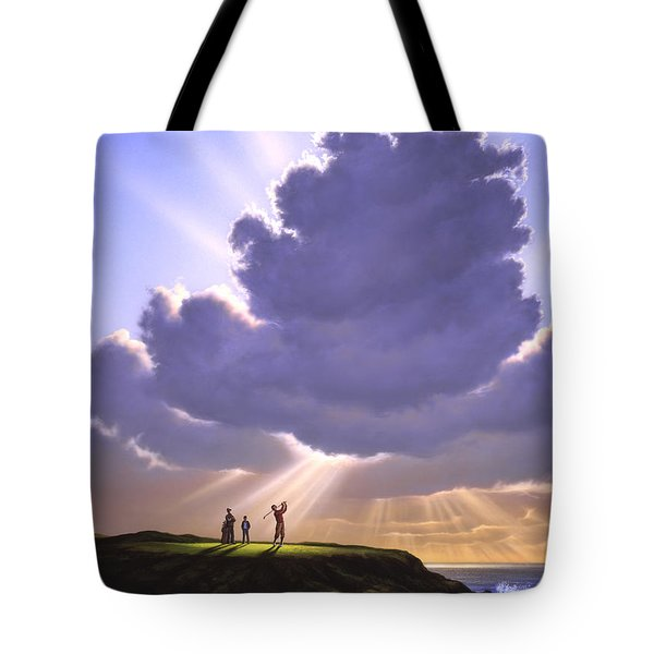 The Legend Of Bagger Vance Tote Bag
