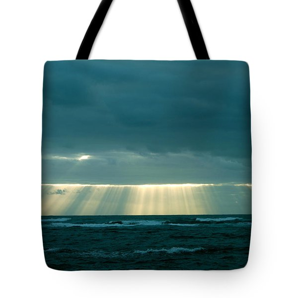 The Light Above Kapoho Tote Bag by Lehua Pekelo-Stearns