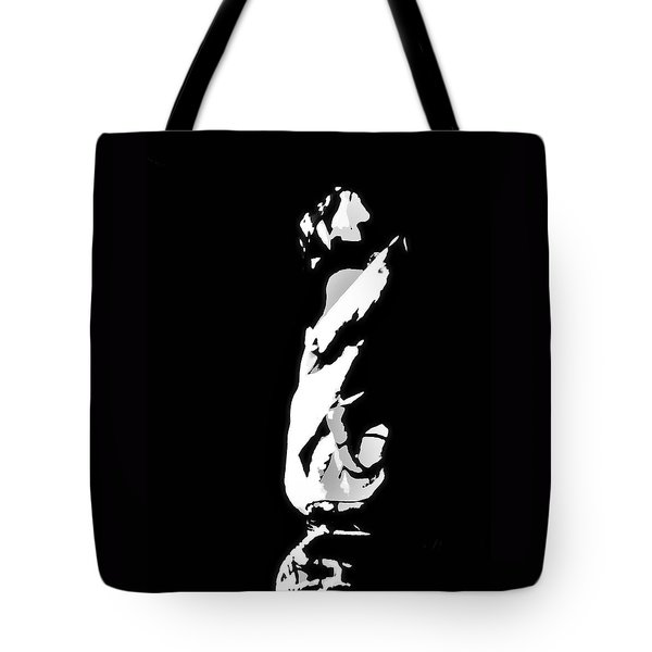 Tote Bag featuring the photograph The Light by EDi by Darlene