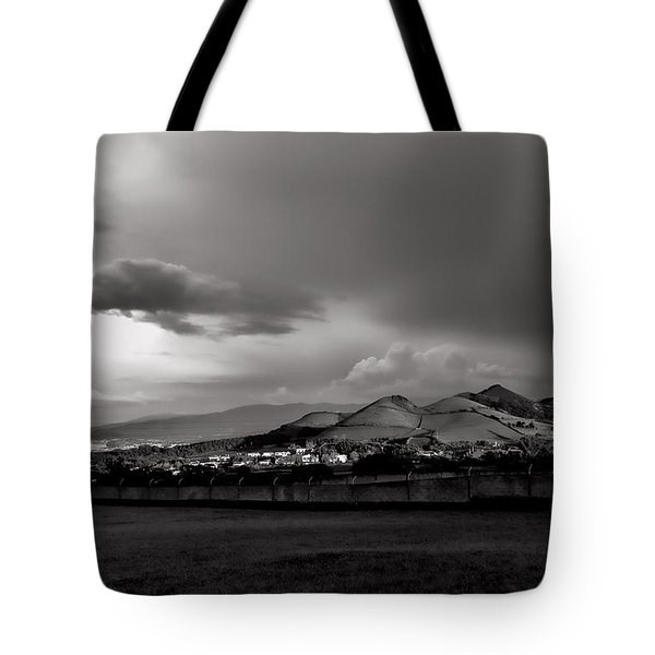 The Light Of Heaven Tote Bag
