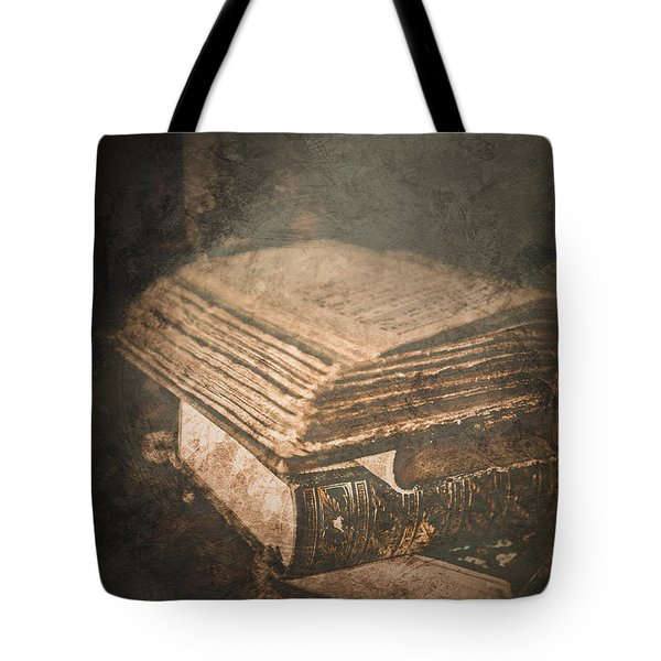 The Light Of Knowledge Tote Bag by Loriental Photography