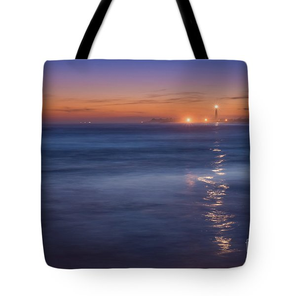 The Light Will Guide You Tote Bag