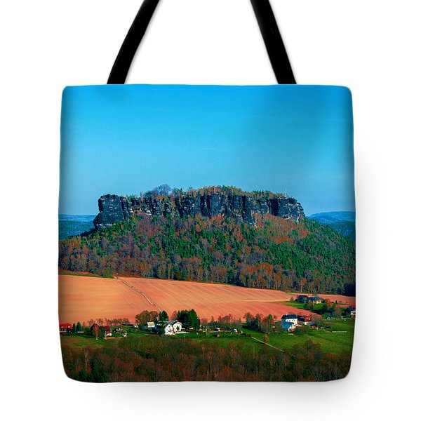 The Lilienstein Tote Bag