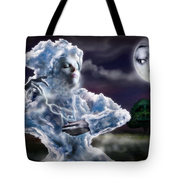 The Little Cloud Tote Bag