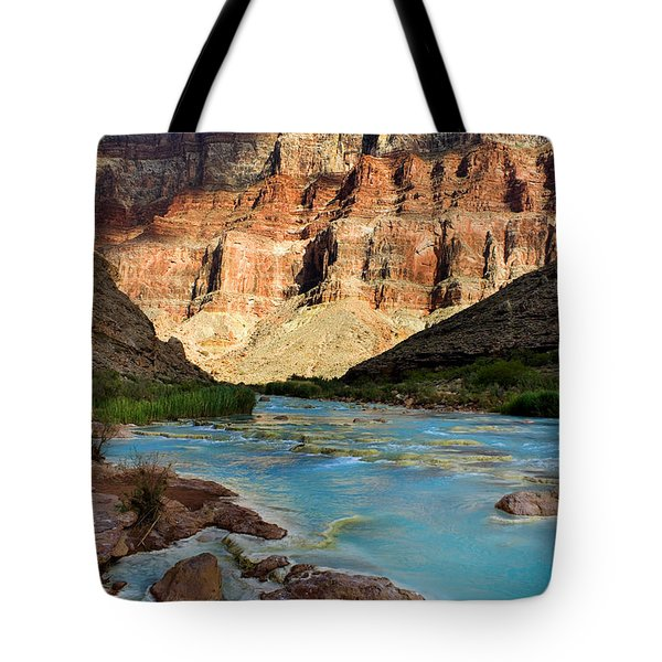 The Little Colorado  Tote Bag