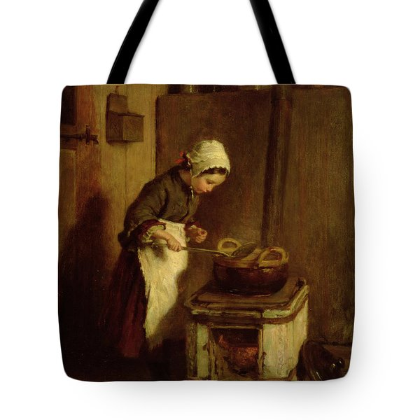 The Little Housekeeper Tote Bag