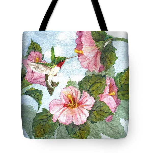 The Little Sipper Tote Bag