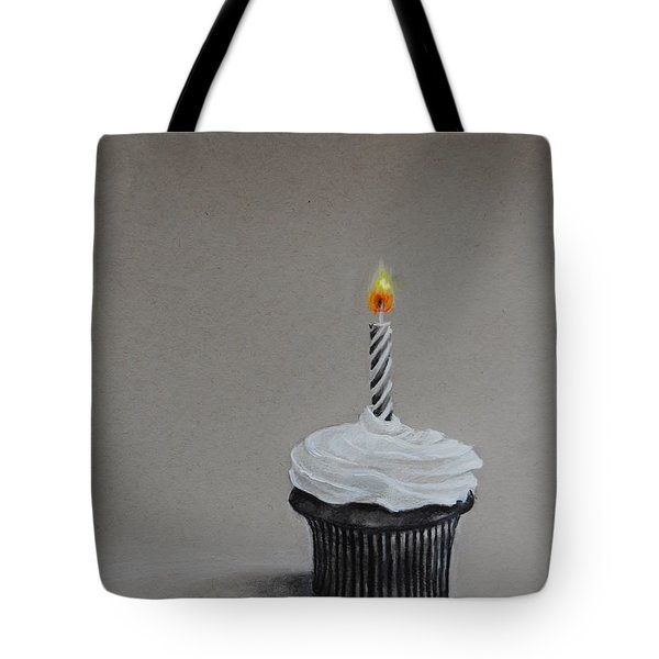 The Loneliest Birthday Ever Tote Bag by Jean Cormier