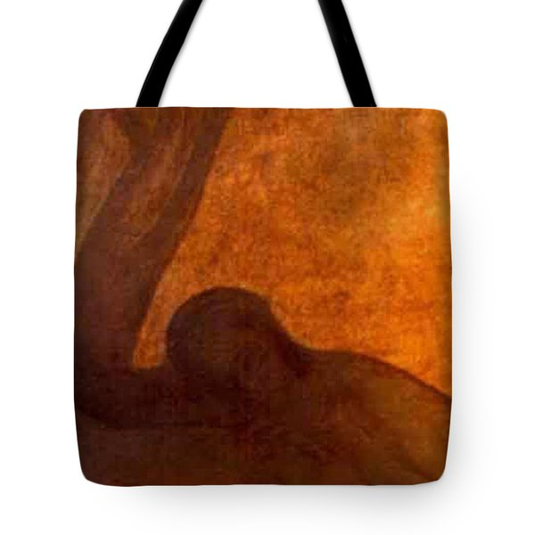 The Lonely Tote Bag