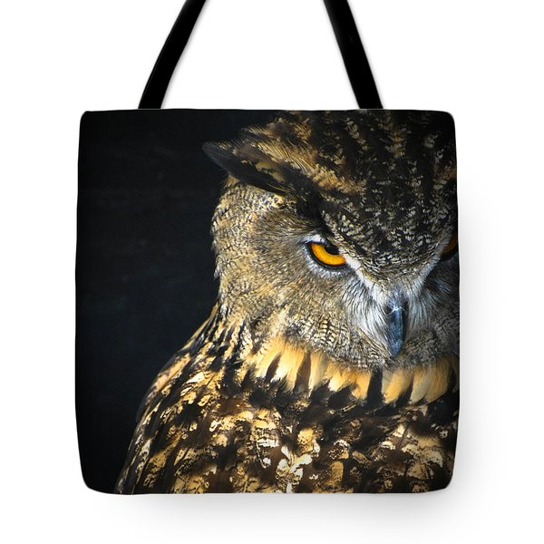The Look Tote Bag by Amy Porter
