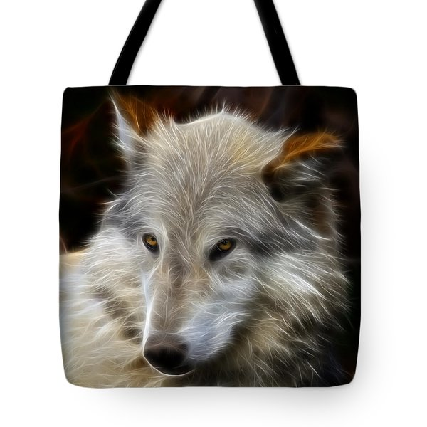 The Look Tote Bag by Steve McKinzie
